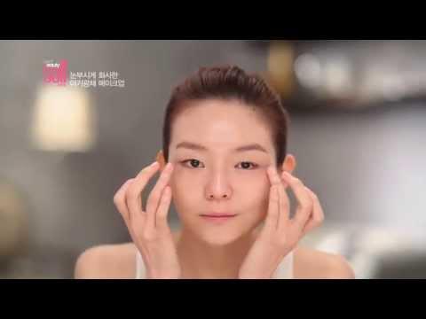 韩国女孩-化妆技巧(婴儿般的肌肤)-女生必看@@