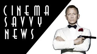 DANIEL CRAIG BACK FOR BOND 25? - Cinema Savvy News