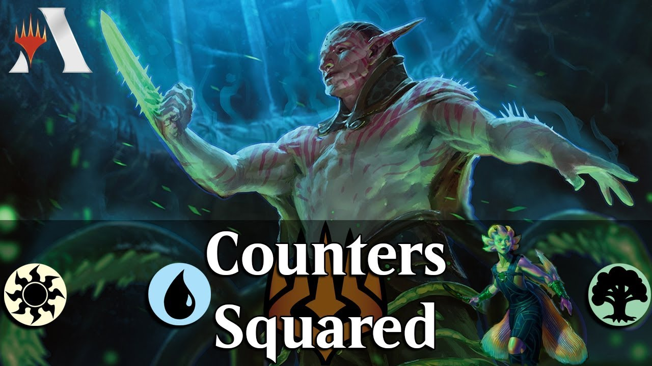 MTG Arena WAR | Counters: Bant Counters DeckTech & Gameplay [Shalai is Best]