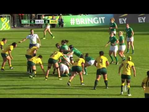 Ireland vs. Australia Women's Rugby World Cup 2017 (August 9, 2017)
