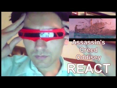 Reacción y Opinión a Assassin's Creed Oddisey