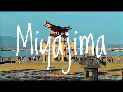 One day in Miyajima, the beautiful island close to Hiroshima