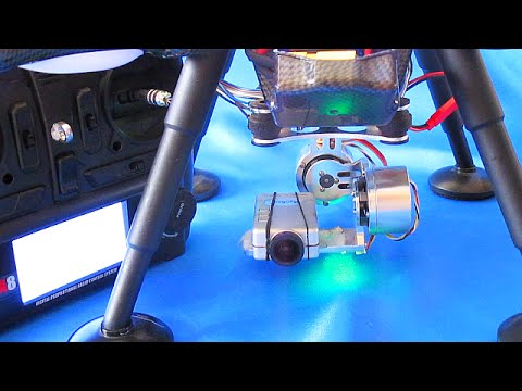 xk detect x380 drone generic gimbal electrical wiring setup youtube
