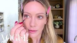 Hilary Duff's Busy Mom Makeup Routine | Beauty Secrets | Vogue