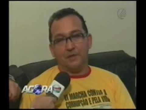 TV Meio Norte Jornal Agora Prestação de Contas Iregulares Data 09 12 08