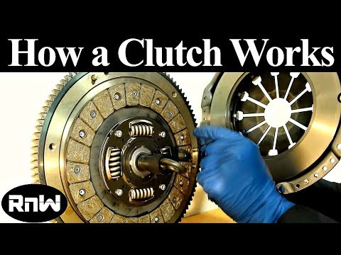 How a Clutch System Works and How to Diagnose Issues With It