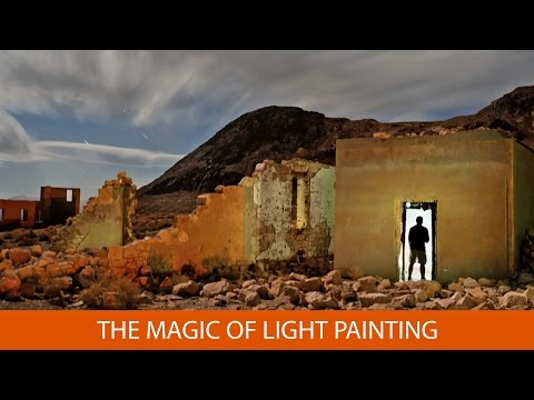 The Magic of Light Painting with Tim Cooper