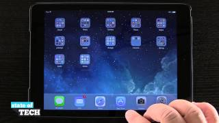 iPad Air Quick Tips - Increase Contrast