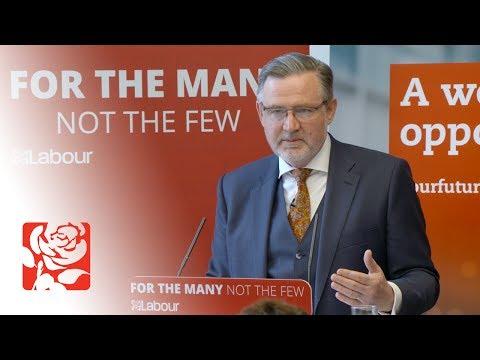 Barry Gardiner speech to the ACCA