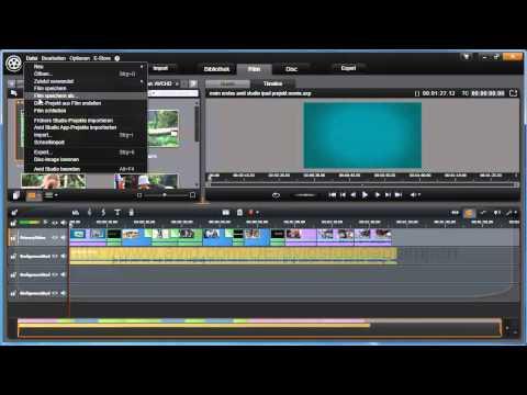 22 Avid Studio iPad Projekte in iTunes exportieren und in Avid Studio PC Version öffnen