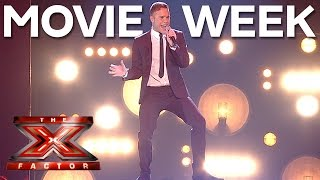 Top 5 Best Movie Week Performances | The X Factor UK