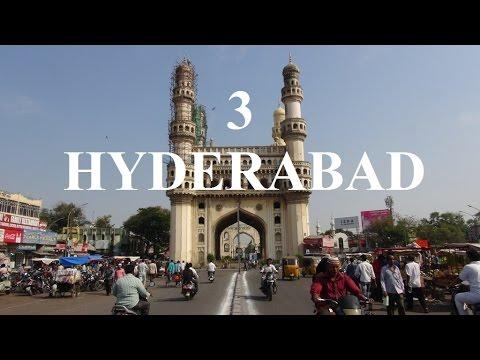 India/Hyderabad (City Center,Chairmnar) Part 57  (HD)