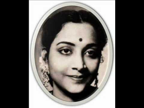 Ae Phool Khushi Mein-Geeta Dutt-Aabroo-1956..wmv
