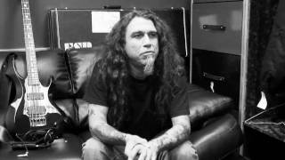 BLABBERMOUTH.NET Exclusive - SLAYER