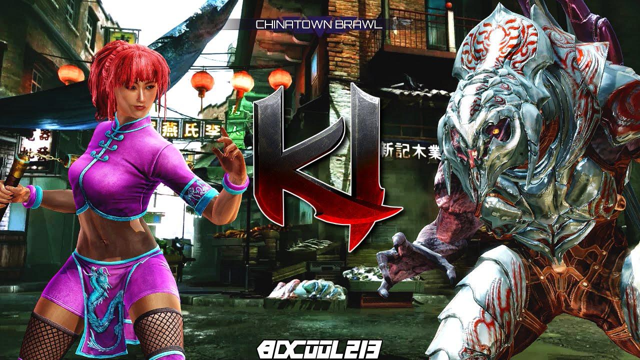 Killer Instinct Kim Wu Gameplay Footage - Online Match 30 ...