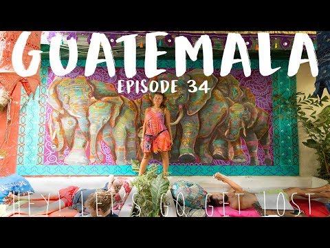 Backpacking Guatemala | SOLO FEMALE TRAVELER | Ep. 34 | Flores & Tikal