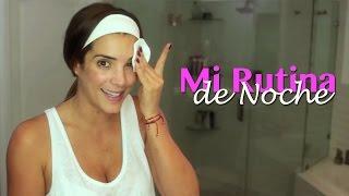 MI RUTINA DE NOCHE | GABY AL NATURAL