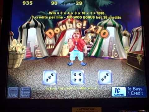 mr woo slot machine game