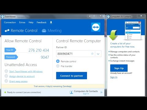 How to download teamviewer and Install in Nepali