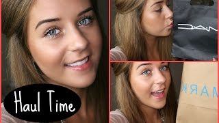 Haul Time! (Mac, Primark, H&M, Matalan) | Faobeauty Thumbnail
