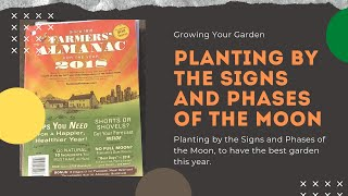 Planting By The Signs