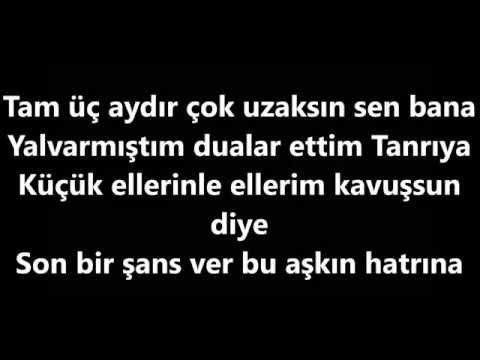 Berkay - Gel Gel (Lyrics)