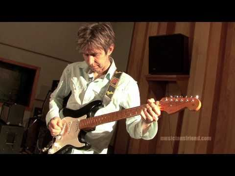 Eric Johnson Interview - Guitars Amp Effects On Up Close Album - part 3 of 3