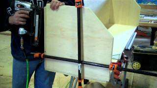 Building Of A Hanging Shoe Rack