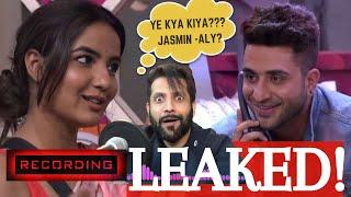 Bigg Boss Exposed Again! Live Recording of Jasmin Bhasin and Aly Goni Leaked! #AkasshReacts