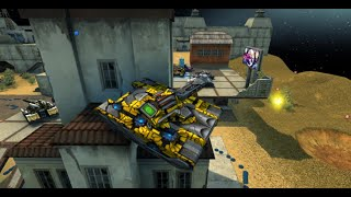Let's Play #3 - @tankionline | CONTAINER BOX DROPPED (CLICK NOW)