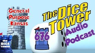 Dice Tower 676 - General Purpose Kansas