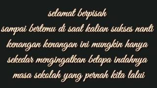 Masa SMA song by (chocholate biskuit) and (the script)