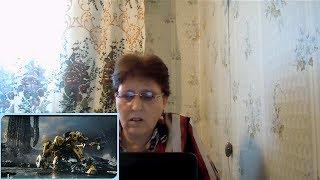 Реакция бабушки на Трансформеры׃ Последний рыцарь ¦ Трейлер 3 ¦ Paramount Pictures Россия