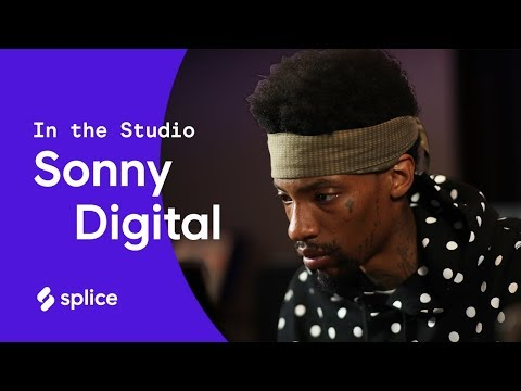 Sonny Digital builds a beat from scratch with drumkit