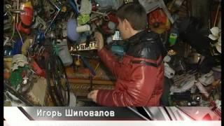 Утилизация электроники.  Специальный репортаж.(Из подводки в эфире