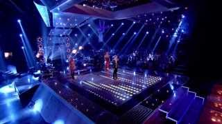 Moni vs Jordan vs Leanne - The Voice U.K Knockout [HD]