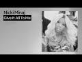Mavado - Give It All To Me feat. Nicki Minaj [prod by JA Productions]