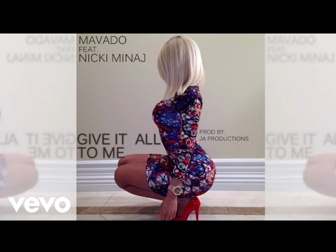 Mavado - Give It All To Me feat. Nicki Minaj [prod by JA Productions]