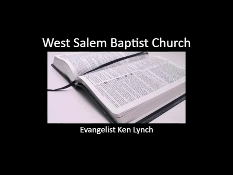 Evangelist Ken Lynch