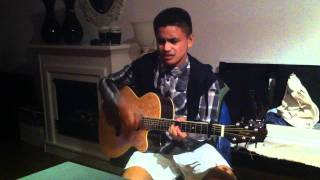 This Moment (Cover by Levi Rahajaan) HD