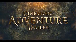Adobe Premiere Pro CC Epic Trailer Template