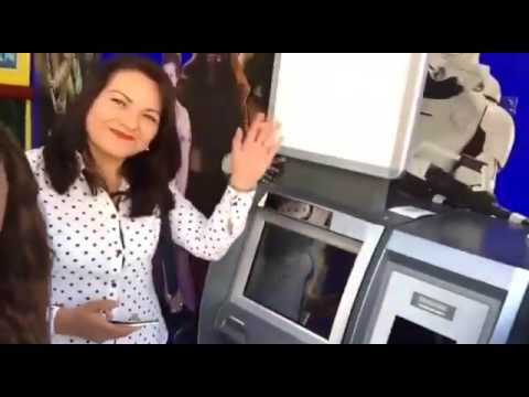 Como sacar dinero del cajero de Bitcoin en México #freedomteam