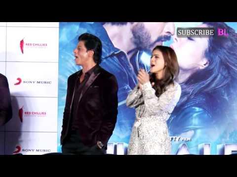 Geura Song | Varun Dhawan, Kriti Sanon, Shah Rukh Khan sing the song!
