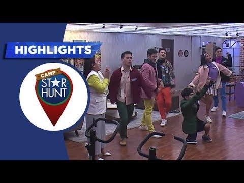 camp-star-hunt:-star-dreamers,-naghanda-para-sa-kanilang-k-pop-party