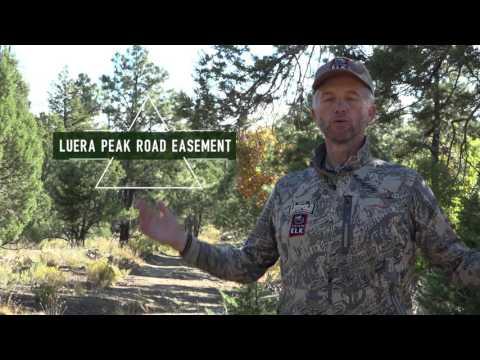 Elk Country Chronicles - Luera Peak Access