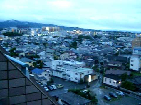 Japan Trip -- Kurume City Night