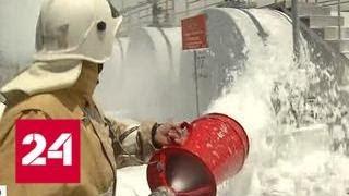 Смотреть видео Служба на авиабазе Хмеймим: ежедневные учения и лучшая техника - Россия 24 онлайн
