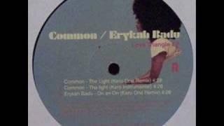 Common - The Light (Kero One Remix) (Instrumental)
