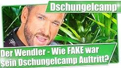 Michael Wendler: Wie FAKE war sein DSCHUNGELCAMP-Auftritt?
