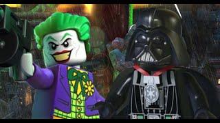 Дарт Вейдер против Джокера. Лего Рэп Битва. 2 Сезон